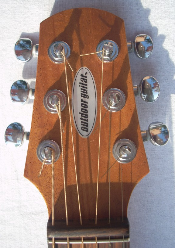 Mini Goto self locking tuners